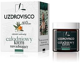 Profumi e cosmetici Crema idratante all'olivello spinoso - Uzdrovisco All-day Hydrating Cream