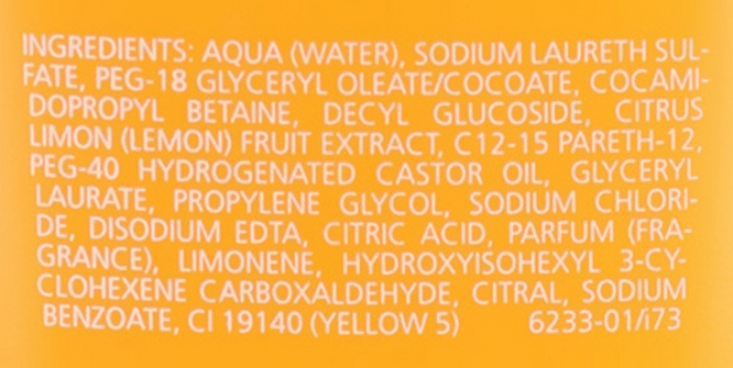 "Gel doccia rinfrescante ""Citrus"" - Juvena Body Care Vitalizing Citrus Shower Gel — foto N3"