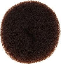 Profumi e cosmetici Ciambella per chignon, 15x6.5 cm, marrone - Ronney Professional Hair Bun 053