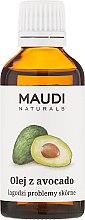 Profumi e cosmetici Olio d'avocado - Maudi