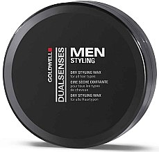 Profumi e cosmetici Cera a secco per lo styling - Goldwell Goldwell Dualsenses For Men Dry Styling Wax