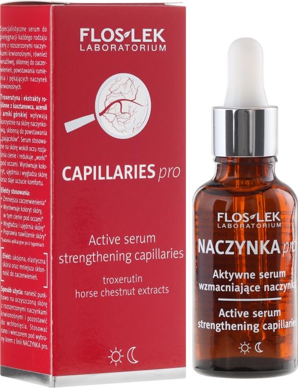 Siero attivo per rafforzare capillari - Floslek