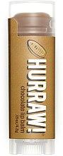"""Profumi e cosmetici Balsamo per labbra """"Chocolate"""" - Hurraw! Chocolate Lip Balm"""