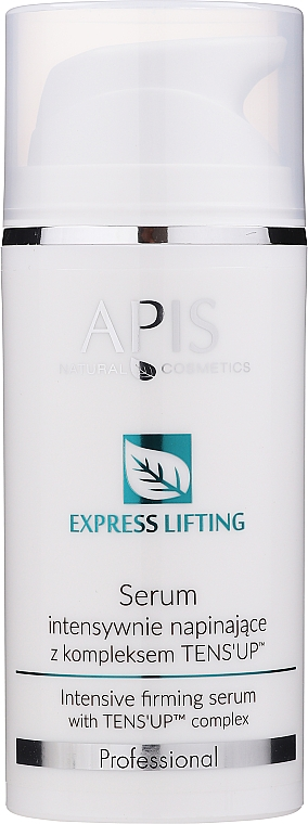 Siero viso - APIS Professional Express Lifting Intensive Firming Serum With Tens UP
