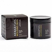 Profumi e cosmetici Pasta modellante per capelli - Sebastian Professional Molding Mud