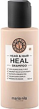 Profumi e cosmetici Shampoo antiforfora - Maria Nila Head & Hair Heal Shampoo