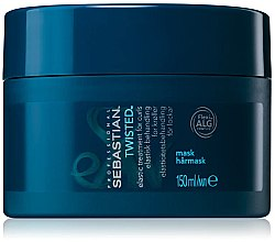 Profumi e cosmetici Maschera capelli ricci - Sebastian Professional Twisted Elastic Treatment