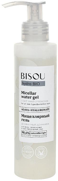 Gel micellare - Bisou Hydro Bio Micellar Water Gel