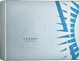 Profumi e cosmetici Azzaro Chrome - Set (edt/50ml + deo/75ml)