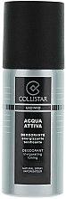 Profumi e cosmetici Deodorante-spray uomo - Collistar Deodorant Energising Toning