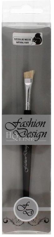 """Pennello per ciglia e sopracciglia """"Fashion Design"""" 36309, pelo naturale - Top Choice"""
