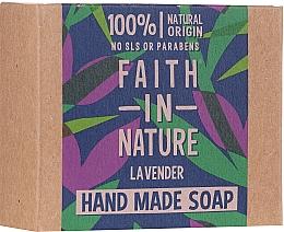 Profumi e cosmetici Sapone per mani alla lavanda - Faith In Nature Lavender Soap