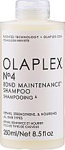 Profumi e cosmetici Shampoo rigenerante - Olaplex Professional Bond Maintenance Shampoo №4