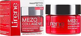 Profumi e cosmetici Crema da giorno antirughe - Lirene Mezo Collagene SPF 15