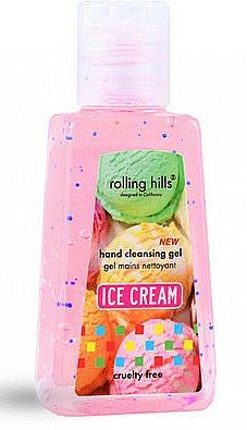 "Gel antibatterico mani ""Ice Cream"" - Rolling Hills Hand Cleansing Gel — foto N1"