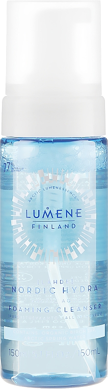 Schiuma detergente viso - Lumene Lähde Hydrating Mousse Cleanser