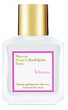 Profumi e cosmetici Maison Francis Kurkdjian A La Rose - Spray per capelli profumato