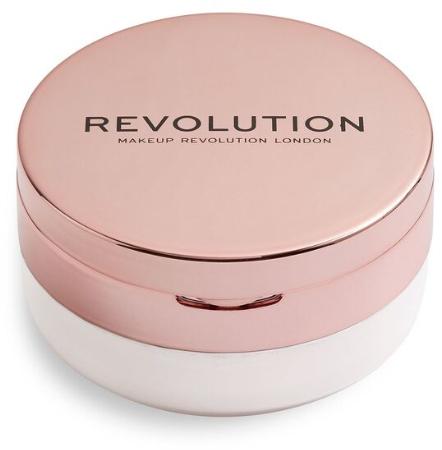 Cipria in polvere - Makeup Revolution Conceal & Fix Setting Powder
