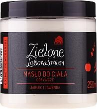 """Profumi e cosmetici Olio corpo nutriente """"Mela e lavanda"""" - Zielone Laboratorium"""