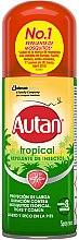 Profumi e cosmetici Spray anti insetti tropicali - SC Johnson Autan Tropical Insect Spray Repellent