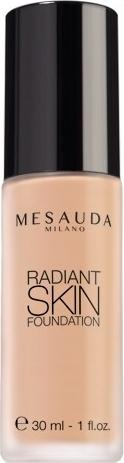 Fondotinta con acido ialuronico - Mesauda Milano Radiant Skin Foundation