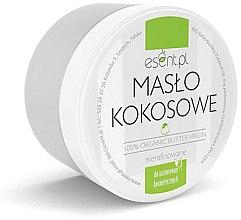 Profumi e cosmetici Olio di cocco biologico non raffinato - Esent