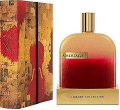 Profumi e cosmetici Amouage The Library Collection Opus X - Eau de Parfum