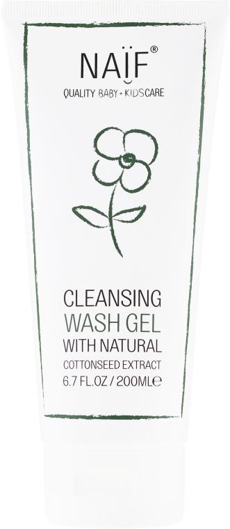 Gel doccia - Naif Cleansing Wash Gel