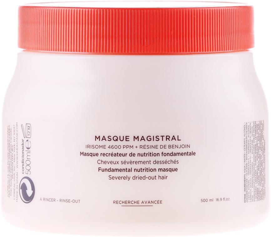 Maschera per capelli molto secchi - Kerastase Nutritive Masque Magistral