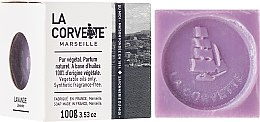 """Profumi e cosmetici Sapone """"Lavanda"""" - La Corvette Cube Parfume de Provence Lavender"""