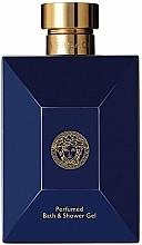 Profumi e cosmetici Versace Pour Homme Dylan Blue - Gel doccia