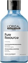 Profumi e cosmetici Shampoo detergente per capelli normali - L'Oreal Professionnel Pure Resource Purifying Shampoo