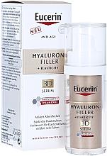 Profumi e cosmetici Siero antietà per pelli mature - Eucerin Hyaluron-Filler + Elasticity Anti-Age 3D Serum