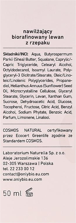 Crema rigenerante per viso da giorno - Only Bio Fitosterol — foto N3