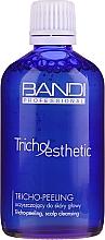 Profumi e cosmetici Tricho-peeling per la pulizia del cuoio capelluto - Bandi Professional Tricho Esthetic Tricho-Peeling Scalp Cleansing