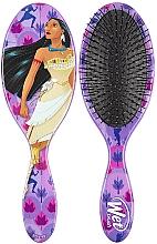 Profumi e cosmetici Spazzola per capelli, Pocahontas - Wet Brush Disney Princess Original Detangler Pocahontas
