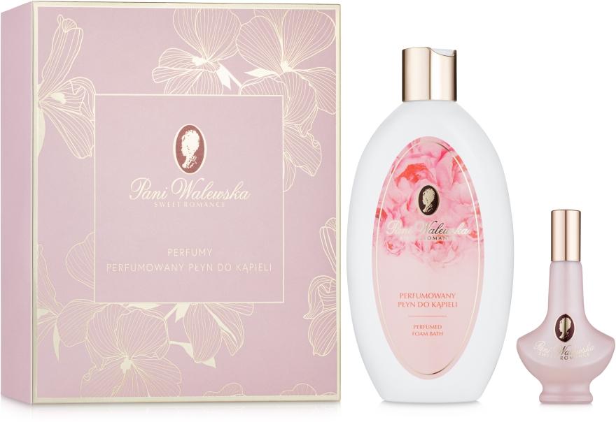 Pani Walewska Sweet Romance - Set (perfum/30ml + b/foam/500ml)