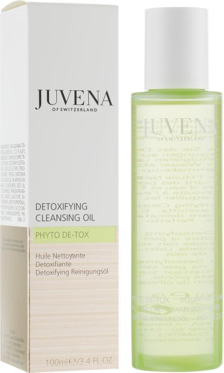 Olio detergente - Juvena Phyto De-Tox Cleansing Oil — foto N1