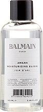 Profumi e cosmetici Elisir idratante con olio di argan - Balmain Paris Hair Couture Argan Moisturizing Elixir