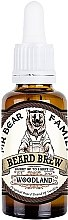 Profumi e cosmetici Olio di barba - Mr. Bear Family Brew Oil Woodland