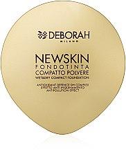Profumi e cosmetici Cipria compatta - Deborah New Skin Compact Foundation