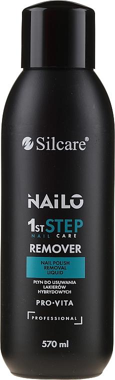 Solvente senza acetone - Silcare Nailo Pro-Vita