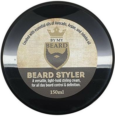 Crema styling per barba - By My Beard Beard Styler Light Hold Styling Cream