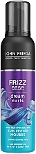 Profumi e cosmetici Mousse per fare riccioli - John Frieda Frizz-Ease Curl Reviver Styling Mousse