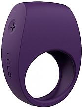 Profumi e cosmetici Anello vibrante per coppia, viola - Lelo Homme Tor 2 Purple