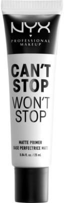 Primer trucco con effetto opacizzante - NYX Professional Makeup Cant Stop