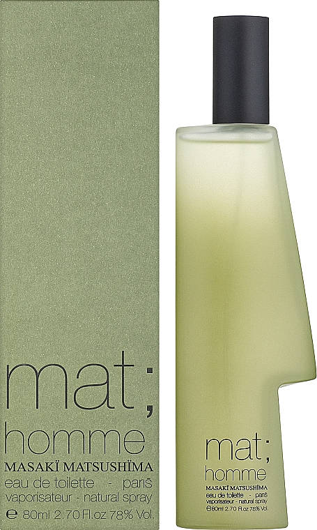 Masaki Matsushima mat; homme - Eau de Toilette — foto N2