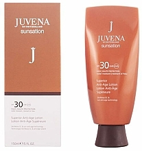 Profumi e cosmetici Lozione solare per viso - Juvena Sunsation Superior Anti-Age Lotion SPF 30