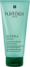 Profumi e cosmetici Shampoo lenitivo per cuoio capelluto sensibile - Rene Furterer Astera High Tolerance Shampoo