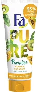"""Gel doccia """"Papaya e Kiwi"""" - Fa Pure Paradise Shower Gel Papaya & Kiwi — foto N1"""